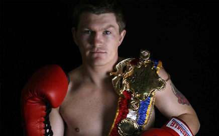 Ricky 'The Hitman' Hatton – A New Tandoori Hut Fan!